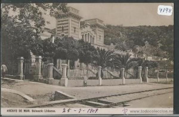 (provisional) Balneari LLoberas (todocoleccion) foto a Arxiu Pare Fidel Fita