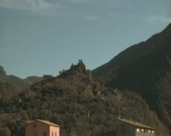 Poble d'Aramunt, Pallars Jussà. 1989. Autor: Josep Pont, Artur Blasco. AthenaPlus, Generalitat de Catalunya. Departament de Cultura