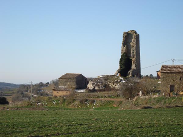 La Torre de Peracamps, Llobera (Solsonés) 2011. Autor: Desconegut. Ajuntament de Llobera
