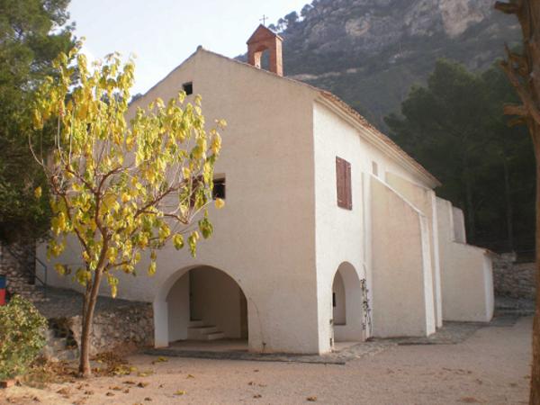 Ermita de Sant Miquel de Vinebre, (Ribera d'Ebre) 2009. Autor: Marta Lloret. Generalitat de Catalunya, Departament de Cultura (invarquit.cultura.gentcat.cat)