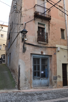 Cal Sabater. Vila-rodona. 21.12. 2016. Autor: Josep Santesmases i Ollé