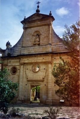 Santuari de la Mare de Déu de Gràcia. Foto de José Miguel Gràcia.