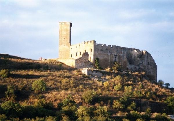 Vista general del Castell de Ciutadilla (Urgell) 2005. Autor: Jordi Contijoch Boada. Generalitat de Catalunya, Departament de Cultura.